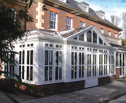 Georgian Conservatory Design